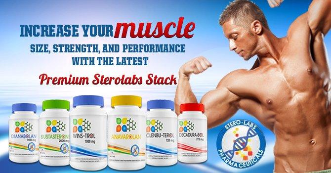 Premium Stack Sterolabs